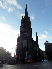 The Hub, Edinburgh 2015 (Dave_Johnson) Tags: church hub scotland edinburgh spire thehub victoriahall edinburghinternationalfestival