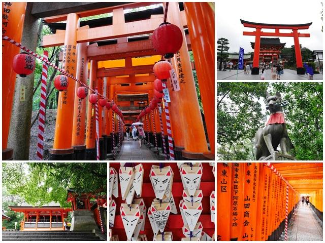 伏見稻荷大社.京都神社.千本鳥居.日本關西自助旅遊page