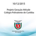 Projeto Gera��o Atitude - Col�gio Polivalente de Curitiba