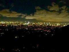 Sea of lights (Lens_sky05) Tags: night sky clouds city lights nightsky cityscape