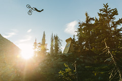 Tom van Steenbergen - Shimano This Is Home (Beard of Beez) Tags: bigwhite dh interior bc bike britishcolumbia downhill forest gaps hill huge jump jumps kicker landscape mountain mtb okanagan project resort series shihill ski thisishome view