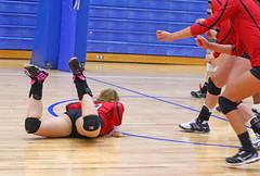 IMG_3045 (SJH Foto) Tags: girls volleyball high school mount olive mt team tween teen teenager varsity dive