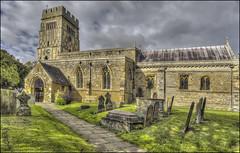 Earls Barton Church 2 (Darwinsgift) Tags: earls barton all saints church northamptonshire england hdr voigtlander 20mm f35 color skopar saxon sl ii historic nikon d810