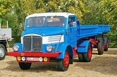 IFA S4000 3.9.2016 3542 (orangevolvobusdriver4u) Tags: 2016 archiv2016 deutschland germany ddr gdr eastgermany magdeburg ommma ommma2016 klassik classic oldtimer vintage lkw lastwagen truck ifa ifas4000 s4000 truckpictures