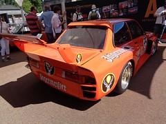 BMW 320i Gruppe 5 (911gt2rs) Tags: event meeting show motorsport e21 widebody breit jgermeister spoiler orange tourenwagen rennsport racing youngtimer