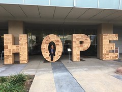 "'If my mom could do it, I could..."" (CityofHope) Tags: laurarodriguez cityofhope targetedtherapy lungcancer stage4 cancerpatientstories"