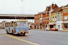 678 20 (brossel 8260) Tags: belgique gent gand bus mivg