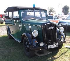 GruKw - Opel Blitz (michaelausdetmold) Tags: opel blitz grukw lkw truck fahrzeug einsatz blaulicht oldtimer police polizei