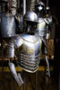 Black armour with gold trim (quinet) Tags: 2015 museumofthepolisharmy muzeumwojskapolskiego poland rüstung varsovie warsaw warschau warsowa armor armour armure