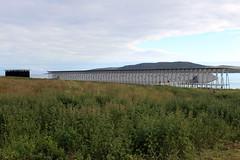 The Steilneset Memorial, Vardø (3) (Phil Masters) Tags: vardo norwayholiday norway july2016 19thjuly vardø steilnesetmemorial steilneset memorial peterzumthor