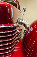 Westchester (GmanViz) Tags: gmanviz color nikon d7000 detail capecod 1936 cord 810 westchester heritagemuseumandgardens hood grille fender chrome pipes