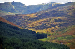 The Tarmachan Ridge (eric robb niven) Tags: ericrobbniven scotland glenlyon hills walking perthshire landscape nature