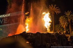 Fire and Water (charlestheneedler) Tags: bellagio caesarpalace mirage nachodaddy paris venitian