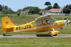 Bellanca 7GCBC Citabria, PT-JTD (Antônio A. Huergo de Carvalho) Tags: bellanca 7gcbc citabria aerobatic aerobatics ptjtd