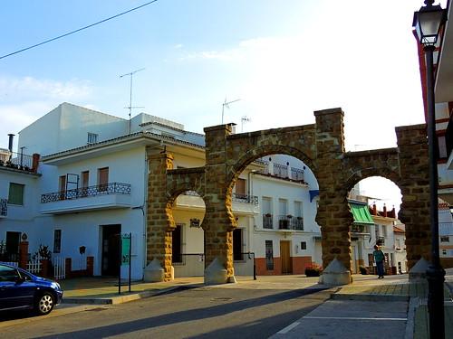 <Arco de Alozaina> Alozaina (Málaga)