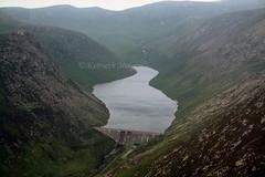 Silent Valley Reservoir (Ken Meegan) Tags: silentvalleyreservoir mournemountains countydown northernireland silentvalley reservoir mountains ireland 1762016 aerialphotography