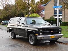 Chevrolet Silverado 5.0 V8 (1981) (brizeehenri) Tags: 13vth2 silverado chevrolet