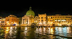 San Simeone Piccolo - Venice (Andy.Gocher) Tags: andygocher canon100d europe italy venice night buildings architecture ngc