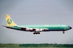 N7104 Boeing 707-327C TMA of Lebanon (pslg05896) Tags: n7104 boeing707 tmaoflebanon lhr egll london heathrow