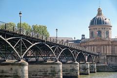 Shutterstock_Paris_Pont des Arts & Institut de France (Context Travel) Tags: shutterstock licenserestricted