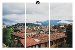 Arrive  Lago di Como (LevisWagnonPhoto) Tags: italia italie como come lagodicomo lago lac paysage landscape europe canon canon6d 6d 2470 2014 aout voyage trip vacances montagne mountain vue panorama