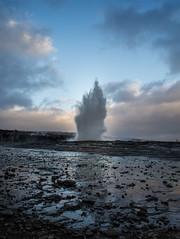 Geysir (apasciuto) Tags: geysir iceland landscape geyser hotspring