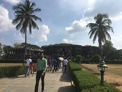 Entrance to Hoyasaleshwara Temple (kaushal.pics) Tags: helbedu hoysala