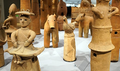 Haniwa animals