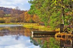 No fishing ! (eric robb niven) Tags: ericrobbniven scotland birnam dunkeld walking perthshire