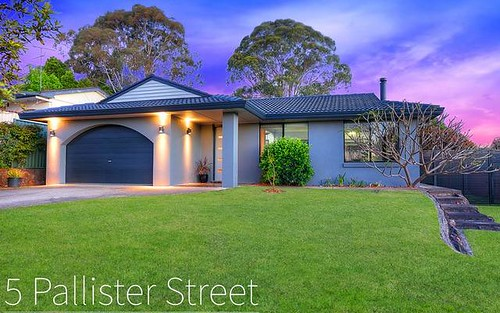 5 Pallister Street, Kings Langley NSW 2147