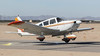 Piper PA-28-180 Cherokee 180 N3961R 'White Lightning' (ChrisK48) Tags: whitelightning 99s a39 aircraft airplane akchinregionalairport maricopaaz n3961r ninetyninesspotlandingcontest phoenixchapterninetynines 1971 cherokee180 pa28 piperpa28180