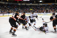 "Missouri Mavericks vs. Ft. Wayne Komets, November 12, 2016, Silverstein Eye Centers Arena, Independence, Missouri.  Photo: John Howe/ Howe Creative Photography • <a style=""font-size:0.8em;"" href=""http://www.flickr.com/photos/134016632@N02/30869267642/"" target=""_blank"">View on Flickr</a>"