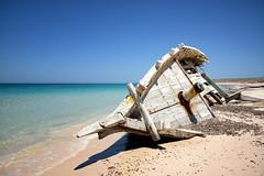 Shipwreck (indomitablemachine) Tags: shipwreck coast socotra yemen hadhramautgovernorate ye