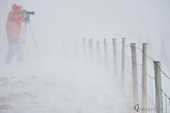_DSC3367 (sandterne) Tags: landskab mennesker scandinavia vinter norge snestorm blizzard
