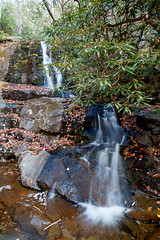 Laurel Falls - Great Smoky Mountain National Park (John Cothron) Tags: 35mmformat 5dmarkii 5d2 5dii 5dmkii americansouth cpl canoneos5dmkii cothronphotography covemountain distagon2128ze distagont2821ze dixie eastsouthcentralstates greatsmokymountainnationalpark johncothron laurelcreek laurelfalls laurelfallstrail seviercounty sevierville southernregion tennessee thesouth us usa unitedstatesofamerica volunteerstate zeissdistagont21mm28ze autumn circularpolarizingfilter clearweather creek digital fall falling flowing freshwater landscape leaves longexposure lowwaterlevel morninglight mountain nature outdoor river rock scenic stream water waterfall img13731161107 ©johncothron laurelfallsgreatsmokymountainnationalpark