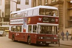 LOTHIAN REGIONAL TRANSPORT 753 B753GSC (bobbyblack51) Tags: lothian regional transport 753 b753gsc leyland olympian ecw eastern coachworks edinburgh 1995