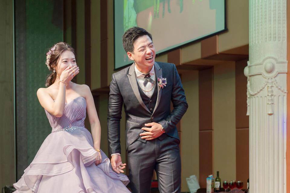 台南婚攝 婚禮紀錄 情定婚宴城堡 C & M 155