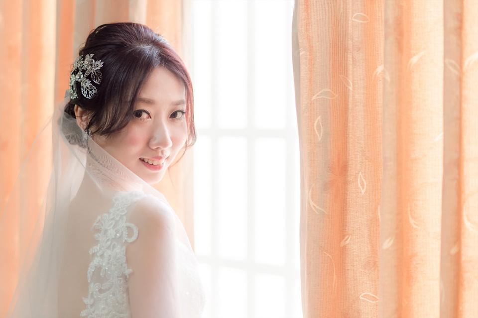 台南婚攝 婚禮紀錄 情定婚宴城堡 C & M 007