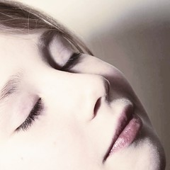 Leia (anek07) Tags: leia saturday relax calm pale tones blunda closed eyes closedeyes annaekman nikon portrait portraitindoor portrtt love lovely lskad flicka underbar wonderful lips nose hair closeup nrbild