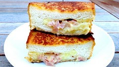Bacon & Cheese French Toast Pockets (simplecookingclub) Tags: recipe cooking food bacon cheese toast recipes