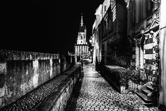 328/366 (romainjacques17) Tags: canon 6d 365project 365 project365 picoftheday ef1635mmf4 1635mm 35mm blackwhite night nb noirblanc nightscape street longexposure long exposure larochelle france