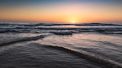 the early morning tide (andrew.walker28) Tags: surfers paradise sunrise gold coast queensland australia beach ocean surf sand sun water