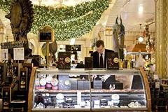 Harrods, London (veronicajwilliams photography) Tags: veronicajwilliamsphotography veronicajwilliams travelphotography travel uk london canon canon5dmarkii canon2470mm 2470mm canon2470mmf28l retail shop store harrods