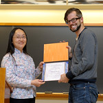 Professor Frances Wang, Konrad Bresin Quantitative Division: Jeffrey Tanaka Award