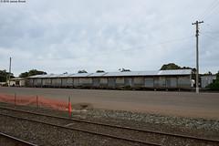 Hamilton goods shed