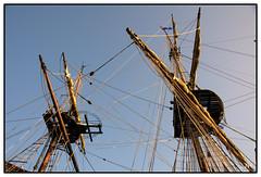 Cordage (au35) Tags: cordage corde bateau voiliers lessablesdolonne marin boat