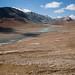 Fronteira remota entre Quirguistão e Tadjiquistão