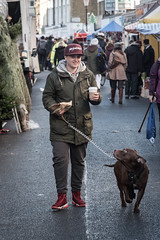 Walking the pooch (petharti) Tags: england london streetphotography nottinghill portobelloroad