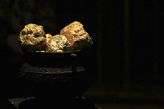 Gold Nugget (Brother's Art) Tags: black closeup gold macro metal shiny background bank bright currency finance golden goldmine metallic metals mine miner mineral mining money mound nugget nuggets ore power precious stone stones success treasure wealth yellow