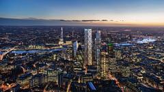 Небоскреб 1 Undershaft в Лондоне. Проект Эрика Парри